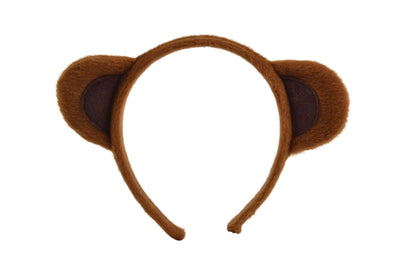 Animal Ears. Brown