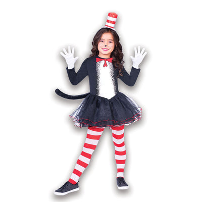 Cat in the Hat Dress Set