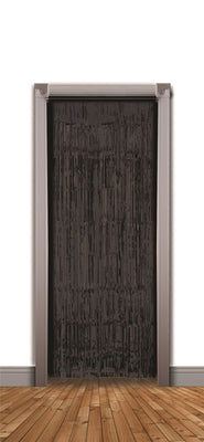 Doorway Curtain Black (240x94cm)