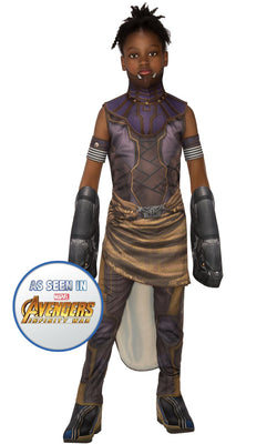 Shuri Engame Avengers 4Marvel DC comics Fancy Dress Costume