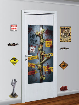 Zombie Decor Kit