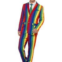 Mens Over The Rainbow Suit