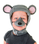 Mouse Set. Childs (Hood + Nose)