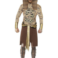 Adult Zombie Pharaoh Costume