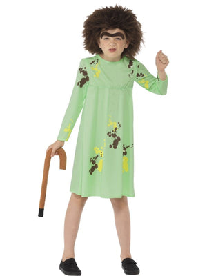 Girl's Roald Dahl Mrs Twit Costume