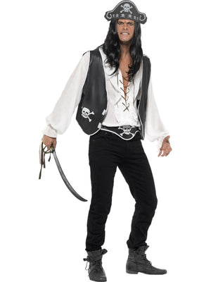 Pirate Set with Waistcoat