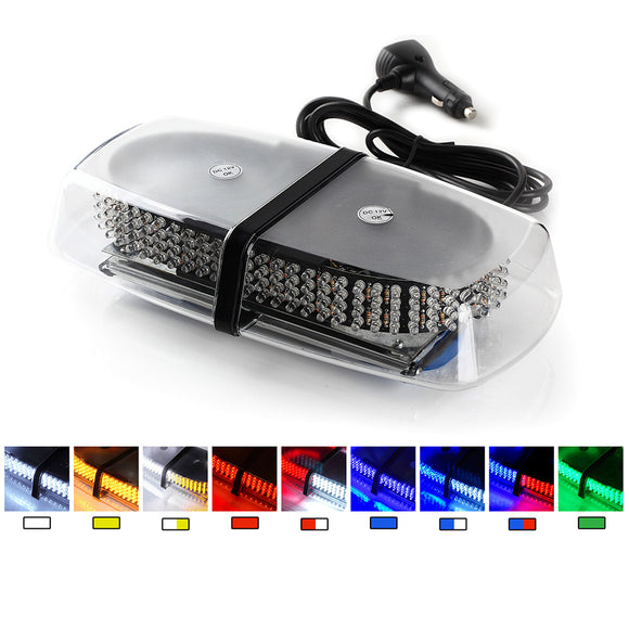 240 LED Strobe Light with Magnetic Base