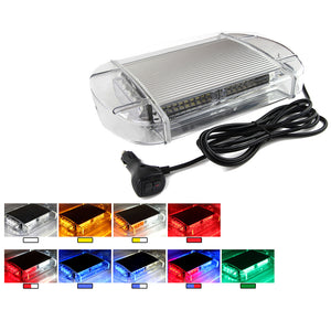 40 LED Emergency LED Strobe Light with Magnetic Base