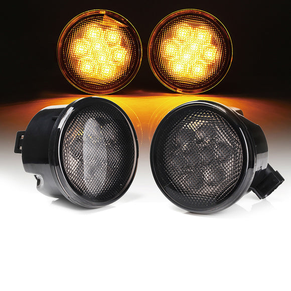Smoke Lens LED Turn signals