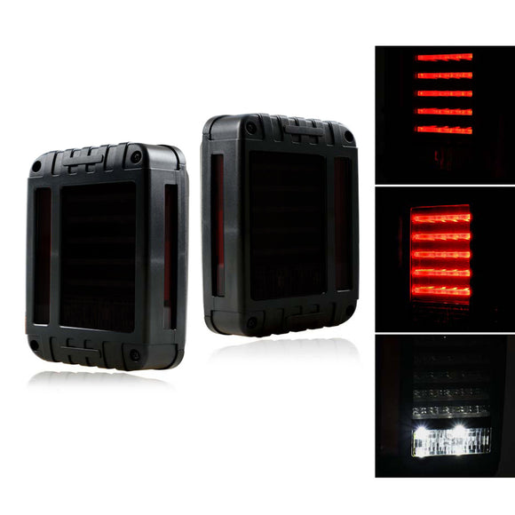 G2 Tail lights Smoke lens