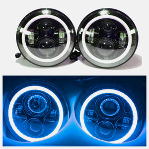 LED Projectors BLUE halos