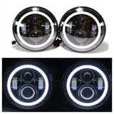 LED Projectors White halos