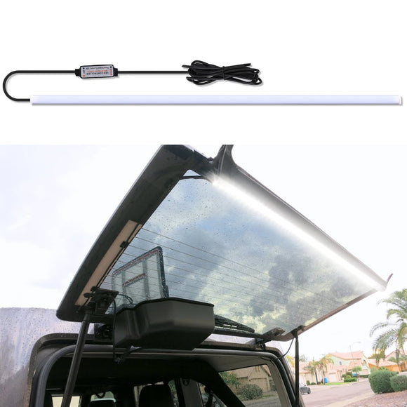 Jeep JK / JL Rear Liftgate LED Dome Light Bar for Camping Fishing Outdoor Project