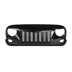 Wrangler - Eagle Eye Grille with mesh