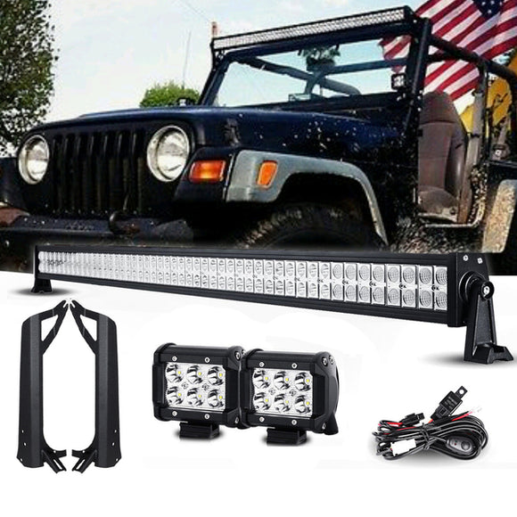 Jeep TJ Pack 2  97 - 2006 50
