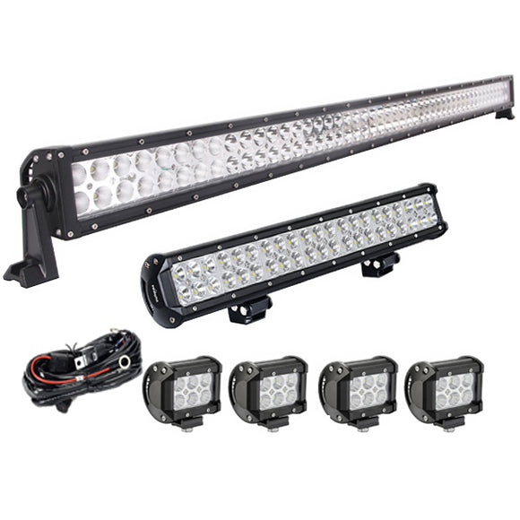 LED Light Bar Mega Bundle