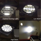MVP LED headlights