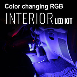 RGB Color shift - Interior Kit