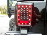 G1 Tail lights clear lens