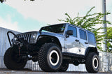 Jeep Wrangler Steel Flat Top Fenders set of 4 JK (2007 - 2017)