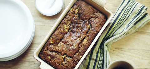 Banana-Coffee Bread.  My Voice Vegan Recipes