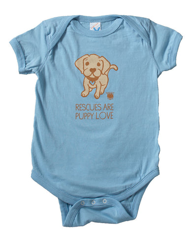 My Voice 'Rescues are Puppy Love' Onesie