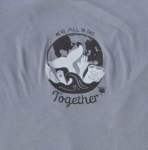 We're All In This Together Men's Tee
