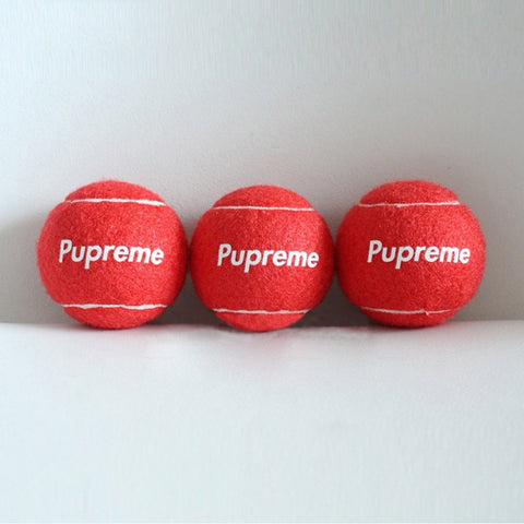 PUPREME DOGGO BALL #109