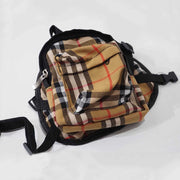 "WOOFBERRY backpack harness ""bag"" #124"