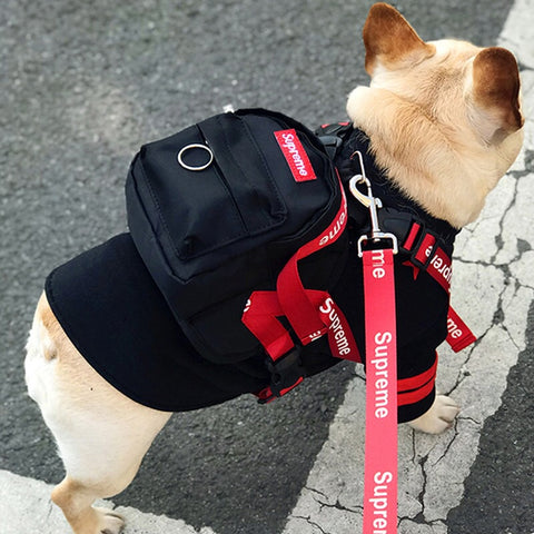 "PUPREME Doggo Backpack Harness ""Bag"" #108"