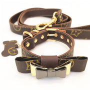 LVDOGGO Luxury edition Collar & Leash set #45