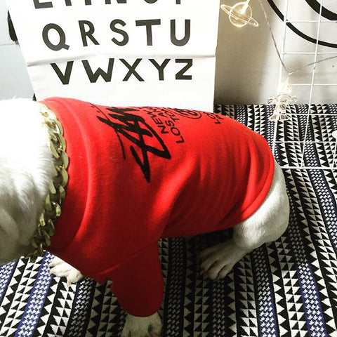 WOOFSTUSSY Int. Shirt #188