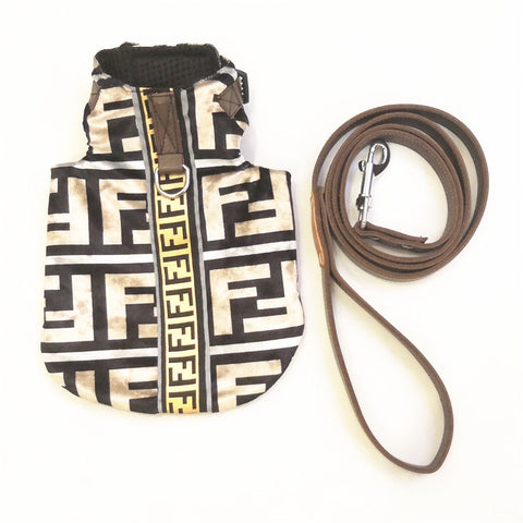PENDI Harness vest & leash set #91