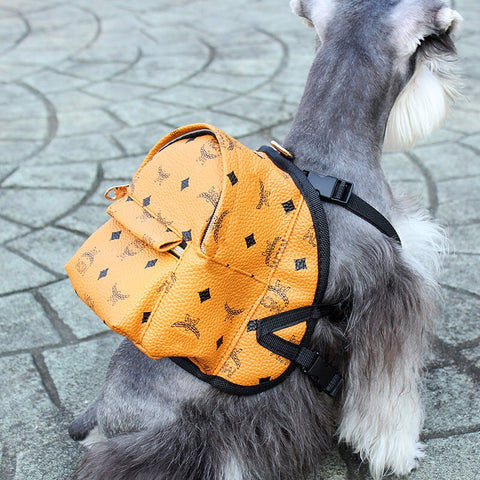 "MCM Doggo Backpack Harness ""bag"" #59"