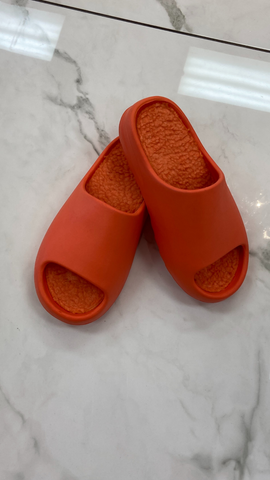 KENDALL SLIDES (ORANGE)