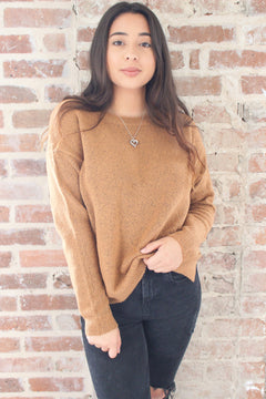 Caramelo Knit Sweater