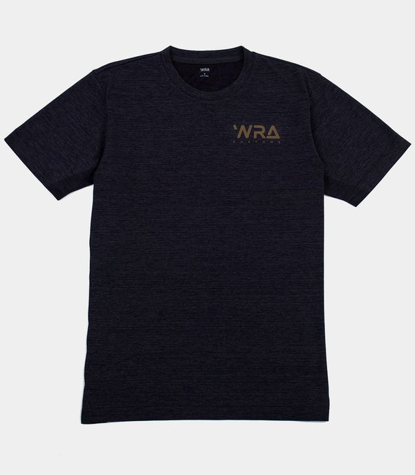 Team Logo Rapid Dry T-shirt - Dark Grey