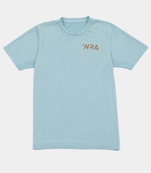 Team Logo Rapid Dry T-shirt - Mint