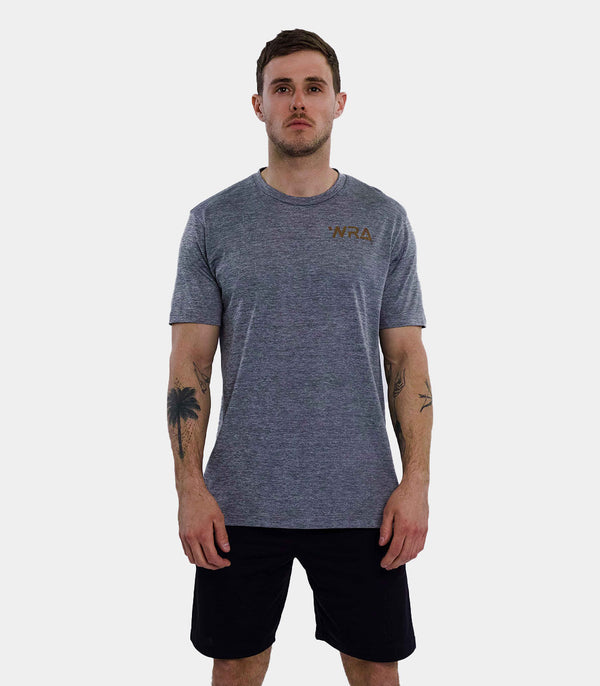 Rapid Dry T-shirt - Grey