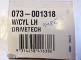 Drivetech Left hand wheel cylinder suits Toyota Hilux - see below details New Part