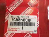 Toyota Landcruiser Genuine Front Pinion Bearing New Part