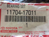Toyota Landcruiser 1HDFTE Genuine 100 series bearing set new part