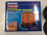Narva High Output LED Strobe Rotator 2 Flash Patterns New Part