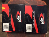 PBR park brake pads kit To suit Ford Territory SY new Part