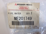Mitsubishi Triton Genuine water outlet cooling pipe new part