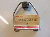 Toyota Landcruiser genuine fuel filter bowlbail sub assy new part