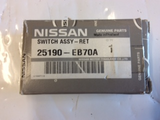 Nissan Navara D40 Genuine headlight adjuster switch assembly new part