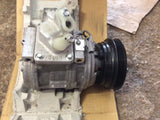 Toyota Landcruiser genuine denso A/C compressor assy with magnet clutch new part