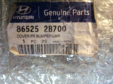 Hyundai Sonata Genuine lower bumper front cover new in the bag 2010 onwards