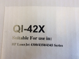 Qimage Hp Laser Jet Black Ink Toner New Part